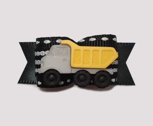 "#0891 - 5/8"" Dog Bow - Mighty Machine - Dump Truck"