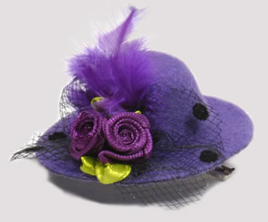 #TTD01 - Tiny Topper Deluxe - Royal Purple
