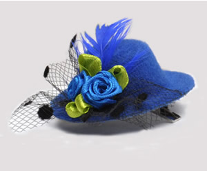 #TTD10 - Tiny Topper Deluxe - Royal Blue