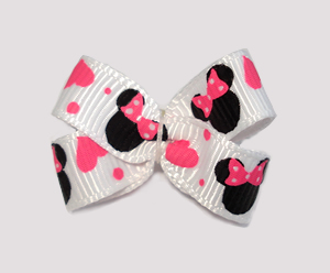 #BBTQ685 - Baby Boutique Bow - Minnie Mouse Ears
