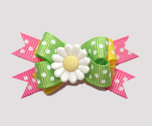 #BTQM253- Mini Boutique Bow Put A Little Spring In Your Step