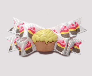 #BTQM874 - Mini Boutique Bow Cupcakes Galore!