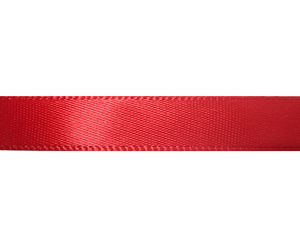 "#DIY38-0560 - 12"" of 3/8"" Ribbon - Cardinal Red"