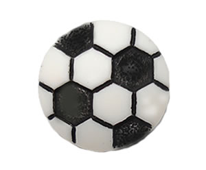 #DIYEM-4780 - Novelty Button Soccer Ball