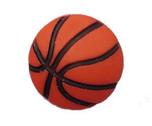 #DIYEM-4790 - Novelty Button Basketball