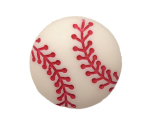 #DIYEM-4800 - Novelty Button Baseball