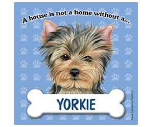 Fridge Magnet - Yorkie