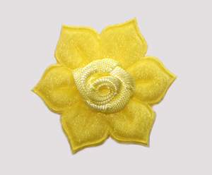 #FP0060 - Flower Power - Sunny Yellow Rose