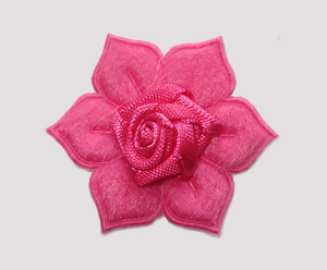 #FP0062 - Flower Power - Hot Pink Rose