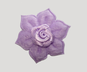 #FP0070 - Flower Power - Lovely Lavender Rose