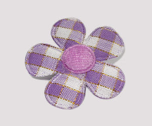 #FP0300 - Flower Power - Pretty Plaid, Lovely Lavender