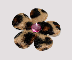 #FP0900 - Flower Power - Wild At Heart, Leopard Print