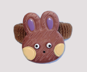 #SF0120 - Scrunchie Fun - Hunny Bunny, Brown