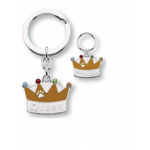 Key Chain/Charm Set - Queen / Princess