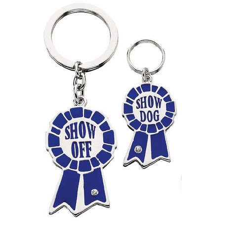 Key Chain/Charm Set - Show Off / Show Dog