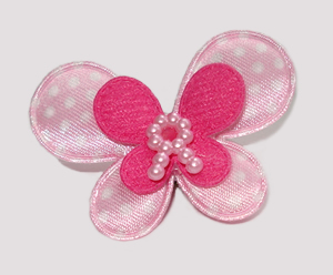 #008BFPKRB - Butterfly Delight, Pink Ribbon