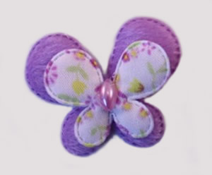 #016BFMPR - Purple Butterfly Delight, Medium
