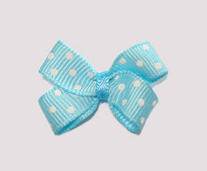 #BBTQ500 - Baby Boutique Dog Bow - Playful Blue