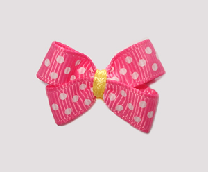 #BBTQ600 - Baby Boutique Dog Bow - Flirty Pink
