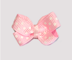 #BBTQ610 - Baby Boutique Dog Bow - Baby Pink