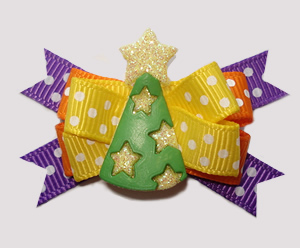#BTQM832 - Mini Boutique Bow Little Star, Birthday Party Hat