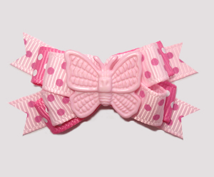 #BTQM864 - Mini Boutique Dog Bow You Give Me Butterflies
