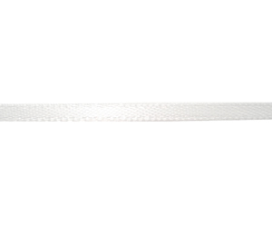 "#DIY18-0110 - 12"" of 1/8"" Ribbon - Classic White"