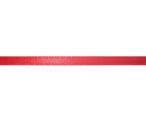 "#DIY18-0120 - 12"" of 1/8"" Ribbon - Candy Apple Red"