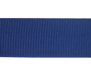"#DIY78-0300 - 12"" of 7/8"" Ribbon - Navy Blue Grosgrain"