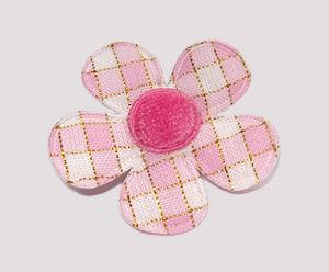 #FP0200 - Flower Power - Pretty Plaid, Pretty In Pink