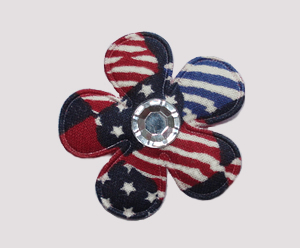 #FP0650 - Flower Power - Stars 'n Stripes Forever