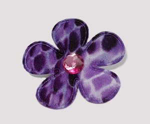 #FP0800 - Flower Power - Pretty Purple Python Print