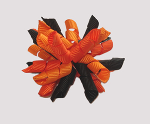 #KRKM421 - Mini Korker Dog Bow - Classic Halloween