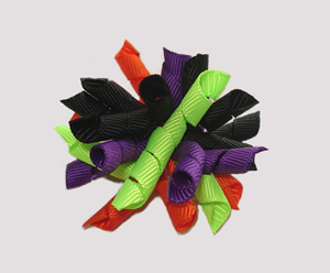 #KRKM422 - Mini Korker Dog Bow - Halloween Magic
