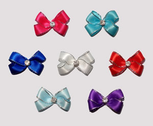#PBTQ400 - Petite Boutique Bows - Group of Seven