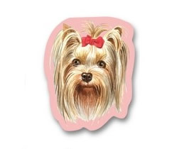 Notepad - Yorkshire Terrier